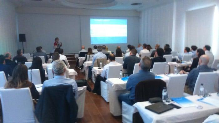 Presentación del Motor de Reservas Obehotel en la Reunión Anual de Distribuidores de Informática 3